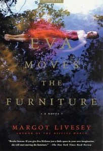 Writer Margot Livesey Book Cover - Eva Moves the Furniture