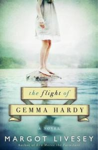 Writer Margot Livesey Book Cover - The Flight of Gemma Hardy