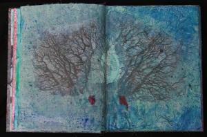 Rebecca Edwards Art - Book of Openings 2015