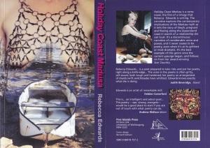 Writer Rebecca Edwards Book Cover - Holiday Coast Medusa