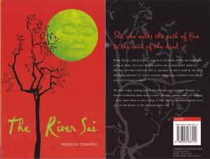 Writer Rebecca Edwards Book Cover - The River Sai