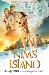 Writer Wendy Orr Book Cover - Nim's Island