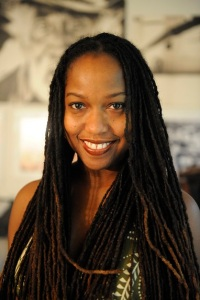 Interview with poet Jacinta V. White by Nicole Melanson - photo by John H. White
