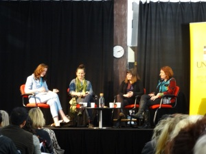 SWF 2015 Sat Comedy A. H. Cayley, Zoe Coombs Marr, Zoe Norton Lodge, Vanessa Alexander