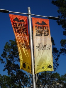 Sydney Writers' Festival 2015 banners