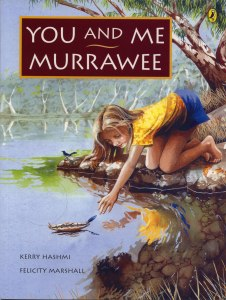 Illustrator Felicity Marshall Book Cover - You and Me, Murrawee - written by Kerri Hashmi