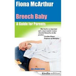 Writer Fiona McArthur Book Cover - Breech Baby