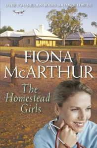 Writer Fiona McArthur Book Cover - The Homestead Girls