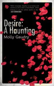 Writer Molly Gaudry Book Cover - Desire: A Haunting