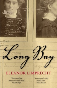 Writer Eleanor Limprecht Book Cover - Long Bay