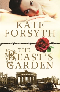 Writer Kate Forsyth Book Cover - The Beast's Garden
