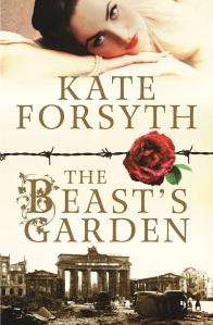Writer Kate Forsyth Book Cover - The Beast's Garden