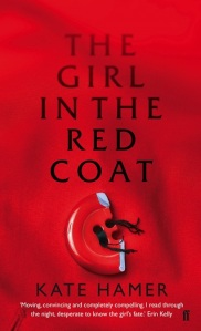 Writer Kate Hamer Book Cover - The Girl in the Red Coat