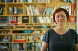 Interview with writer Tracy Farr by Nicole Melanson - photo by Liane McGee