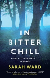 Writer Sarah Ward Book Cover - In Bitter Chill