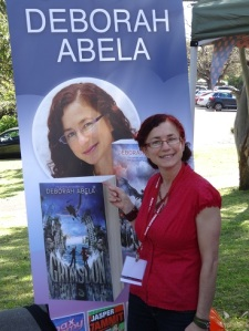Deborah Abela, whom I featured last January