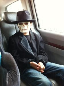 Book Week Parade Skulduggery Pleasant