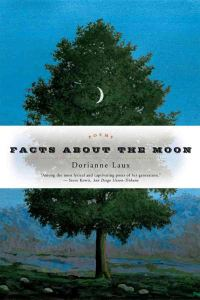 Writer Dorianne Laux Book Cover - Facts about the Moon