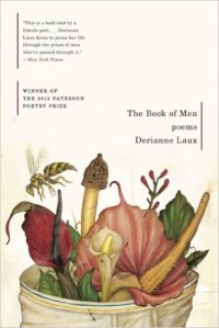 Writer Dorianne Laux Book Cover - The Book of Men