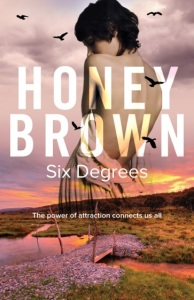 Writer Honey Brown Book Cover - Six Degrees
