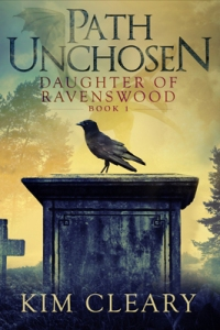 Writer Kim Cleary Book Cover - Path Unchosen