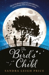 Writer Sandra Leigh Price Book Cover - The Bird's Child