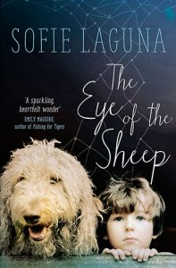 Writer Sofie Laguna Book Cover - The Eye of the Sheep