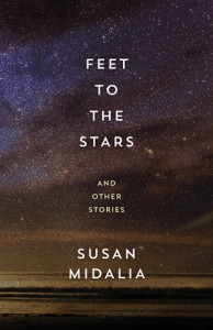 Writer Susan Midalia Book Cover - Feet to the Stars