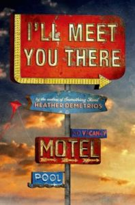 Writer Heather Demetrios Book Cover - I'll Meet You There