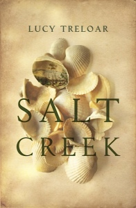 Writer Lucy Treloar Book Cover - Salt Creek
