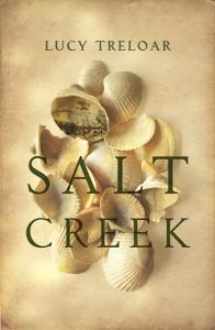 Writer Lucy Treloar Book Cover - Salt Creek