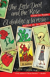 Writer Viola Canales Book Cover - The Little Devil and the Rose
