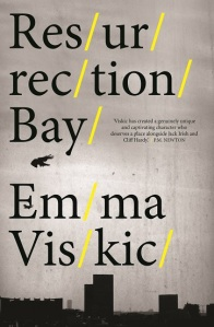 Writer Emma Viskic Book Cover - Resurrection Bay