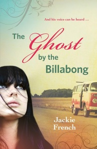 Writer Jackie French Book Cover - The Ghost by the Billabong