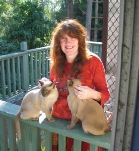 Interview with writer Sandy Fussell by Nicole Melanson