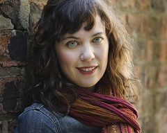 Interview with writer Sheri Benning by Nicole Melanson - photo by J. Cooper