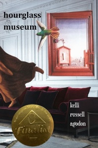 Writer Kelli Russell Agodon Book Cover - Hourglass Museum