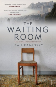 Writer Leah Kaminsky Book Cover - The Waiting Room
