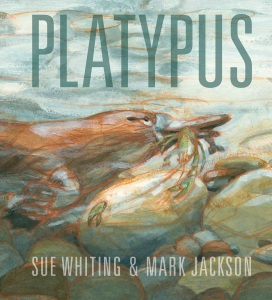 Writer Sue Whiting Book Cover - Platypus