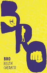 Writer Helen Chebatte Book Cover - Bro