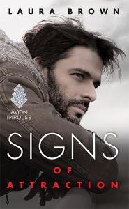 Writer Laura Brown Book Cover - Signs of Attraction