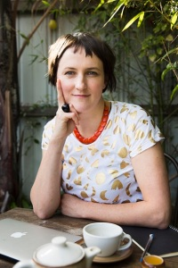 Interview with writer Cath Ferla by Nicole Melanson - photo by Elizabeth Schiavello Photography