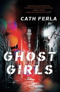 Writer Cath Ferla Book Cover - Ghost Girls