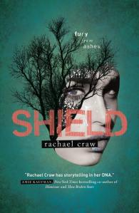 Writer Rachael Craw Book Cover - Shield