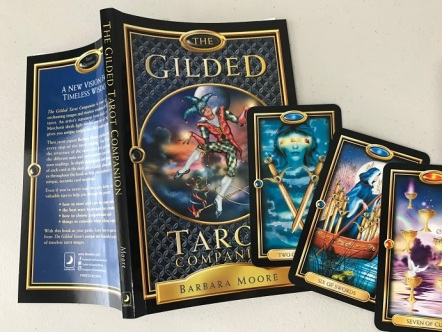 The Gilded Tarot by Ciro Marchetti with Barbara Moore