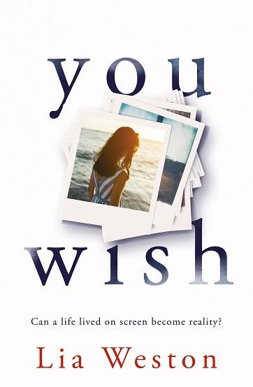 Writer Lia Weston Book Cover - You Wish
