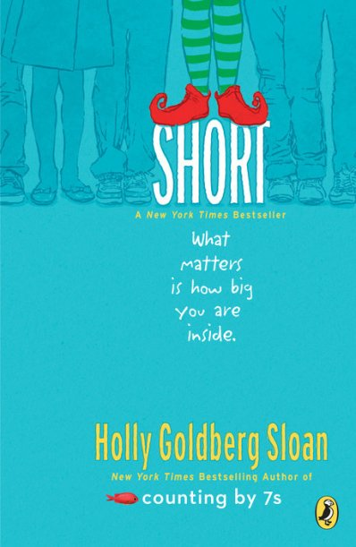 Writer Holly Goldberg Sloan Book Cover - Short
