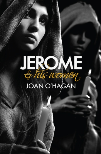 Writer Joan O'Hagan Book Cover - Jerome and His Women