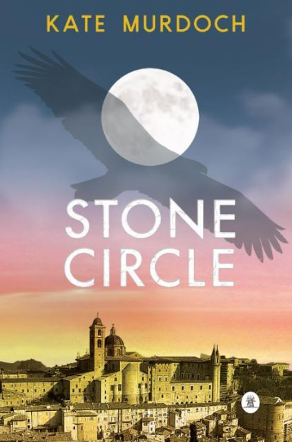 Writer Kate Murdoch Book Cover - Stone Circle