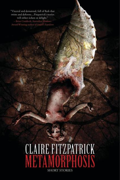 Claire Fitzpatrick Book - Metamorphosis